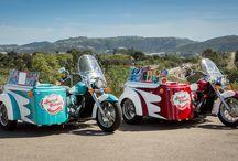Ice Cream Motorcycles