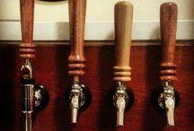Keg pulls/beer tap handles