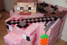 Minecraft jelmez