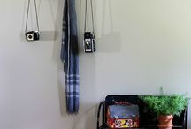 Home Entry Way / Frug-Elegance style decor in your home Entry!