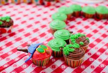 ☆ Hungry Caterpillar Party ☆