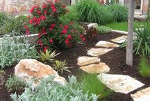 Gardening And Landscaping Ideas / by Mary Grain