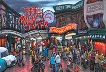 My Art - Seattle / by Michael Birawer