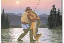 Trout Fishing / by Karen Schwenck Morris