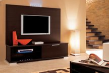 LCD TV Cabinets Design