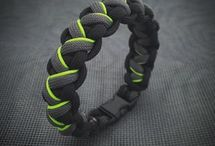 Paracord and Macrame Art