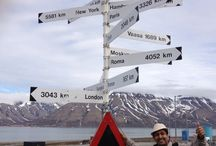Inspired by Svalbard