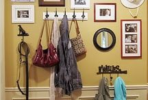Gallery wall ideas / by Cella Lile
