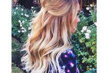 Wedding Hair and Makeup / by Phoebe Wu