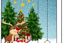 cajitas navideñas