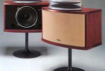 Vintage Passive Speakers