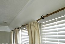 Window Treatments / by Melissa Spence