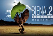Concurso Internacional del escultura de la Bienal del Chaco 2014