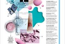 beauty layouts