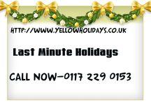 Last Minute Holidays AbroadUK