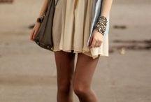 vestido + botas