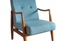 Deep Chair of Retro Scandinavia Jepara Teak Furniture