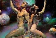 Divine Masculine and Feminine