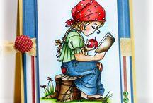 Pohľadnice a prianička