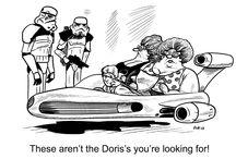 Star Wars Cartoons / Lot's of Star Wars gags by StiK