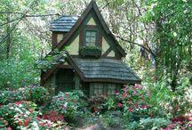 hermosos jardines un encanto