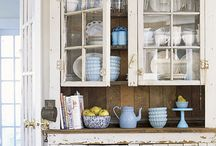 Farmhouse style / by Sue Battersby