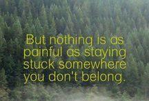 Sensible & Inspiring Quotes