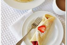 Crepes / by Toni Wygant