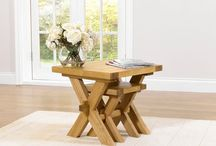 Nest Of Tables / Good Quality Furniture