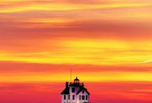Places / Didn't start this board to have so many lighthouses but Pinterest keeps recommending lots of cool ones!