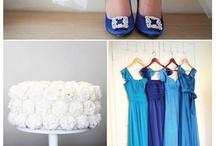 Blue - Pinspirations / Blue, aqua, all sorts of pretty hues inspirations for all occasions!