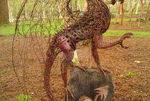 fantasy sculpture