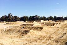 Supercross / Supercross tracks built by the Dream Traxx crew