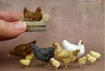 ANIMALES PARA BELENES