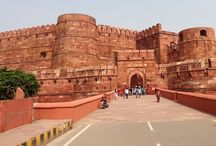 Agra Fort - Archaeological Survey of India
