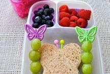 Kids lunchbox ideas / by Jana Campbell