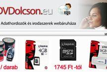 """Kedvenc oldalak! / <a href=""""http://www.dvdolcson.eu/?p_id=13037406"""" title=""""Minőségi adathordozók!"""" target=""""_blank"""">Kattints most és próbáld ki!</a>"""