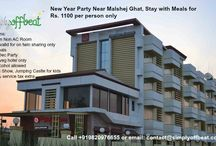 31st December 2014 New Year Party / 31st December party with stay and meals