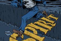 Omaggi a The Spirit di Will Eisner / The Spirit di Will Eisner fece il suo esordio il 2 giugno 1940. Qui sono raccolti gli omaggi realizzati da alcuni grandi fumettisti al personaggio: Giacomo Keison Bevilacqua, Massimo Bonfatti, Otto Gabos, Gianfranco Giardina, Leo Ortolani, Giuseppe Palumbo, Sergio Ponchione e Claudio Villa.  Tratti da http://www.lospaziobianco.it/speciali/speciale-the-spirit-75/