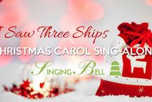 Christmas Carols [Sing-Along] / Great new Christmas classics to sing with kids or grown-ups!