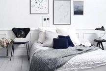 Nordic style Bedroom / Add elegant nordic accents to your bedroom!