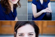 Business portraits woman