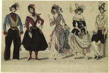19th C Fancy Dress
