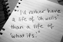 Quotes / by Alisha Lampley