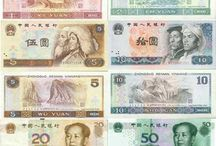 CHINA  AND DRAGON Money