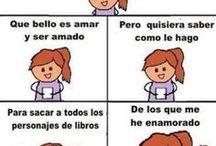 Memes de Libros ❤☀