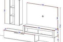 planos muebles