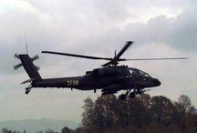 El helicóptero en la guerra de Bosnia (06 Abr 1992 - 14 Dic 1995)
