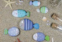 Under the Sea Lesson Plans / Oceans, fish, sea animals, crafts