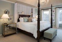 Home Decor--Bedroom Inspiration